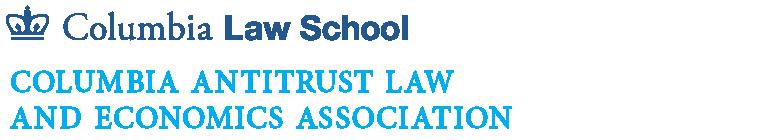 Columbia Antitrust Law and Economics Association logo