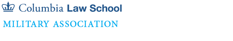 Columbia Law School Military Association logo