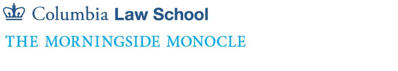 The Morningside Monocle logo