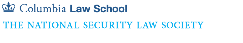 National Security Law Society logo
