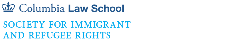 Society for Immigrant and Refugee Rights logo